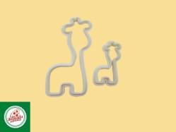 Cortadores de Girafa (02 unidades) Ref.CD2420