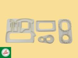 Kit Cortador de Trator (04 unidades) Ref.CD9979