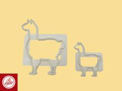 Cortadores de Lhama (02 unidades) Ref.CD2446