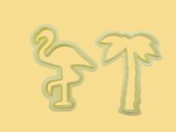 Kit Cortadores Tropical (02 unidades)
