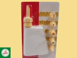 Kit Confeitaria (01 saco e 06 bicos) Ref.CD2176