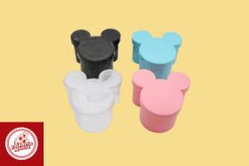 Caixinha de Acrílico para Doces no Formato do Mickey